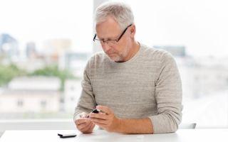 Симптомы сахарного диабета у мужчин