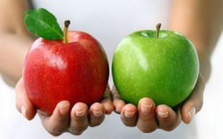 При панкреатите можно ли яблоки