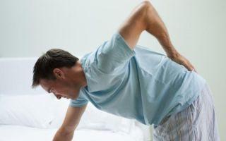 Боль в спине при болезни поджелудочной