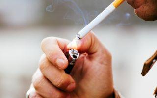 Курение при панкреатите