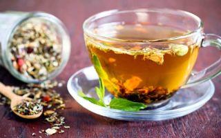 Какой состав монастырского чая при панкреатите