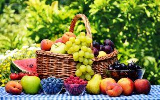 Что из фруктов разрешено при панкреатите
