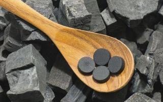 Употребление активированного угля при панкреатите