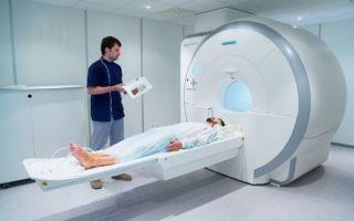 Магнитно-резонансная томография поджелудочной