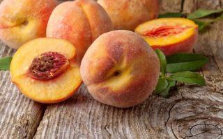Употребление персиков при панкреатите