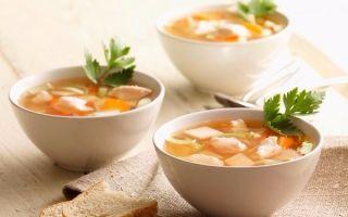 Разнообразие супов при панкреатите