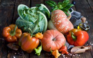 овощи разрешены