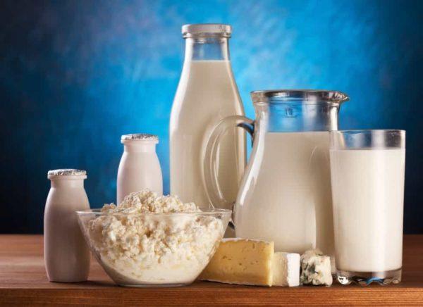 продукты кисломолочные