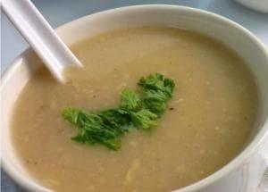 слизистый суп