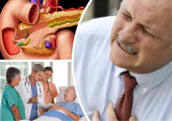 обострение при хроническом панкреатите