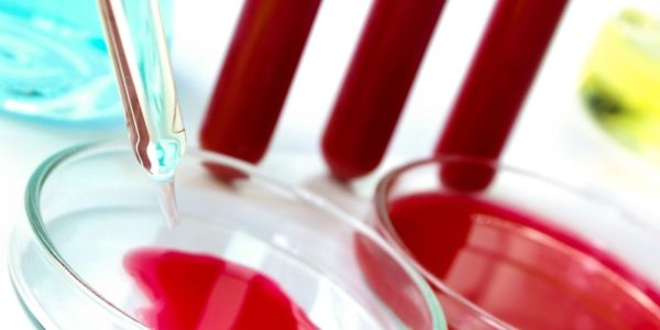 анализ крови отклонение