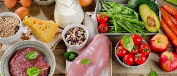 диета и продукты