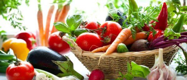 фрукты и овощи при обострении