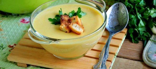 кушаем суп при панкреатите