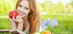 кушать яблоко при панкреатите