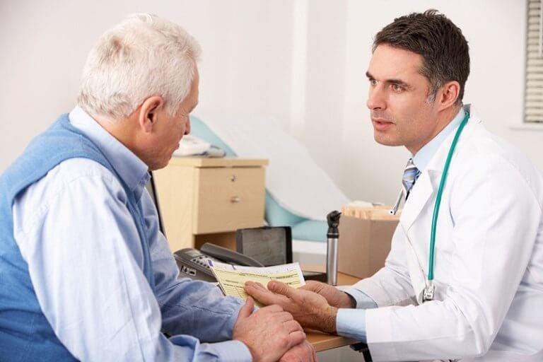 К кому врачу обращаться при простатите