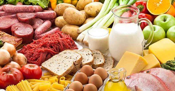 продукты из диеты 5п