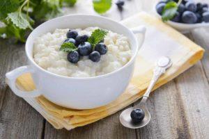рисовая каша при панкреатите