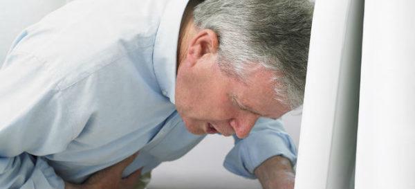 рвота при панкреатите