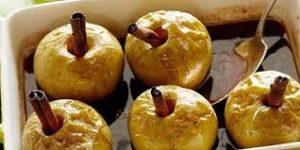 яблоки запеченные при панкреатите