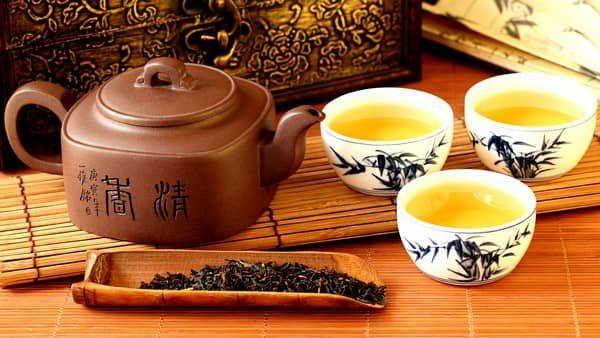 чаи и отвары