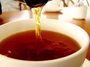 чай польза