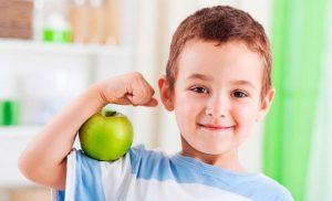 диета ребенка