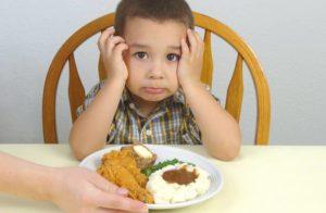 диета ребенка при панкреатите