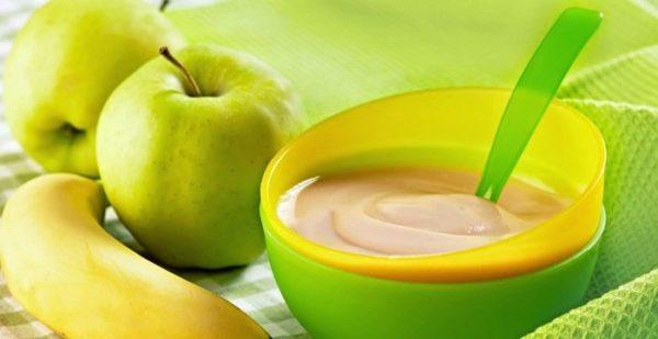 фрукты детям при панкреатите