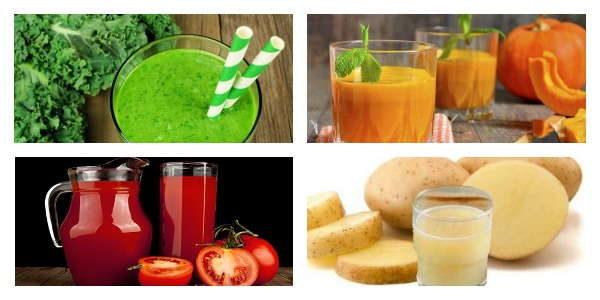 овощные соки при болезнях поджелудочной
