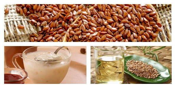 народные средства семена льна