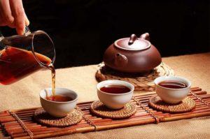 из трав чай