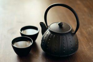 правила чаепития
