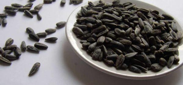 сушеные семена