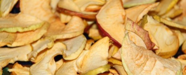 яблоки груши сушеные