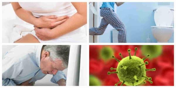 симптомы развития патологии