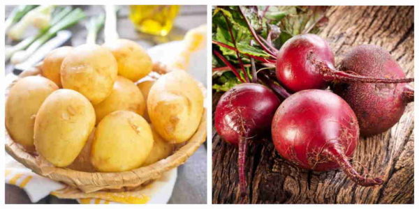 картофель и свекла при панкреатита