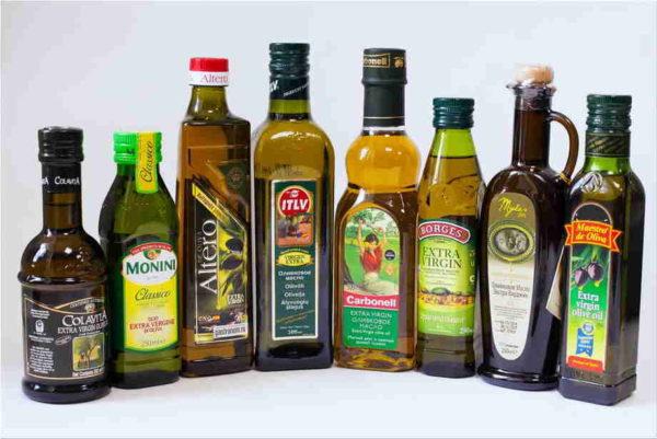 заводское масло оливковое