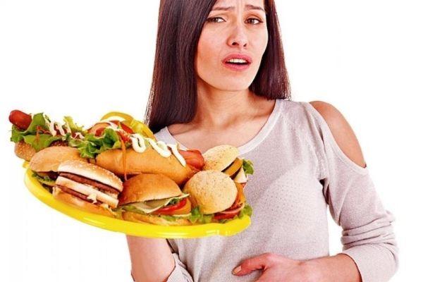 боль после еды