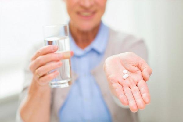 употребление лекарств