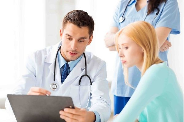 наблюдение за состоянием здоровья