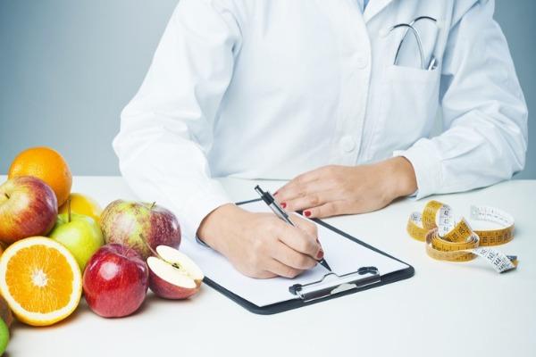 составление режима питания