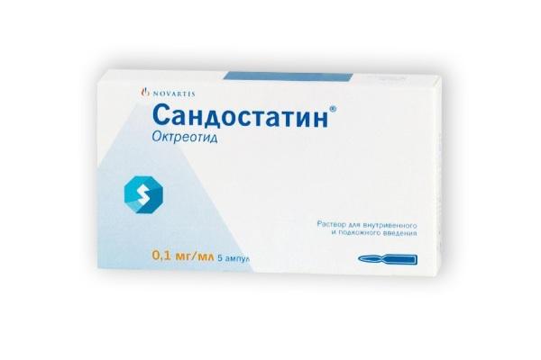 Сандостатин