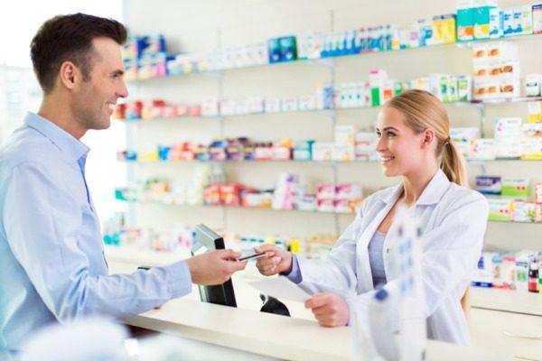 покупка медикаментов