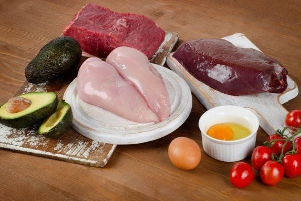продукты содержащие никотиновую кислоту
