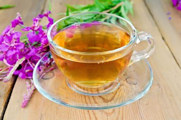 употребление лечебного чая