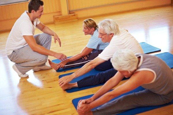 гимнастика при диабете