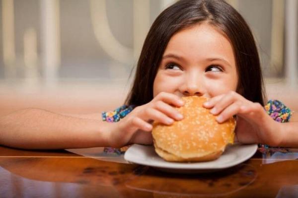 переедание у детей