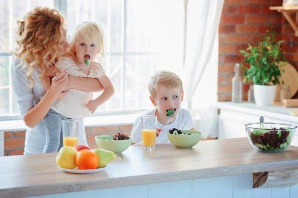 постоянный голод у ребенка